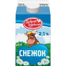 "Снежок ""Добрая бурёнка"", 450 гр."
