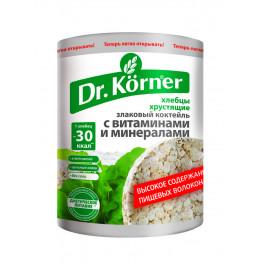 """Хлебцы цельнозерновые """"Dr. korner"""""""